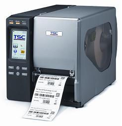 TSC TTP-2410MT346MT644MT 工业级条码打印机